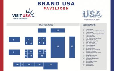 Bezoek het USA Paviljoen op de Vakantiebeurs!