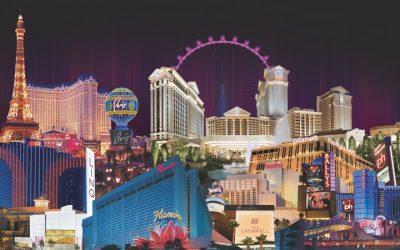 Boek & win een reis naar Las Vegas met Caesars Entertainment