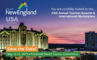 Neem deel aan de Discover New England Summit!