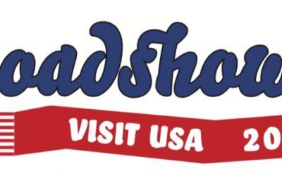 Schijf je nu in voor de Visit USA Roadshows 2019