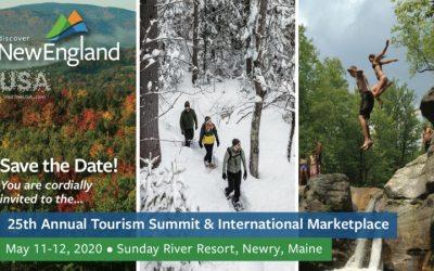 Uitnodiging: Discover New England