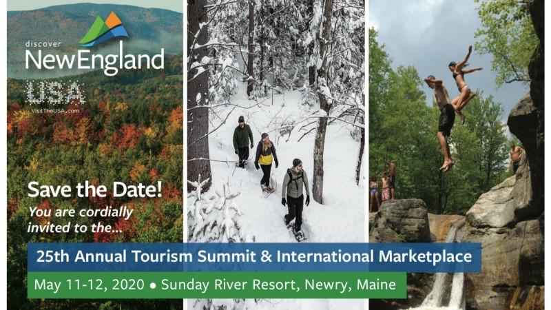Uitnodiging- Discover New England