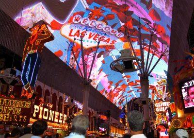 Fremont Experience 2 (Las Vegas News Bureau)