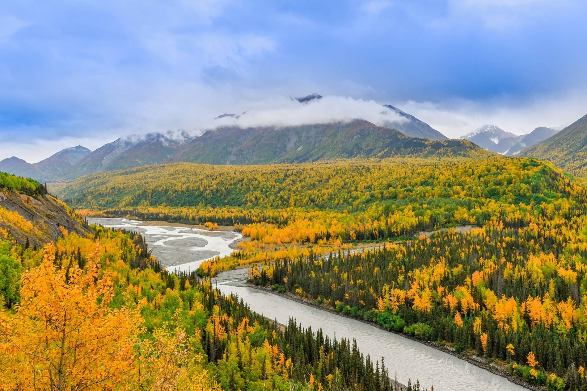 Reisinformatie over Alaska
