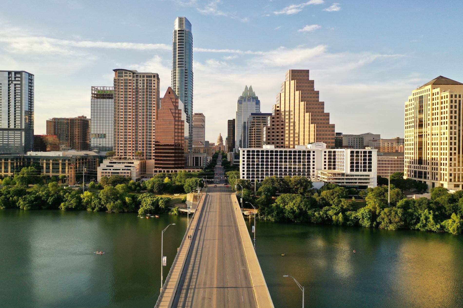 Reisinformatie over Austin