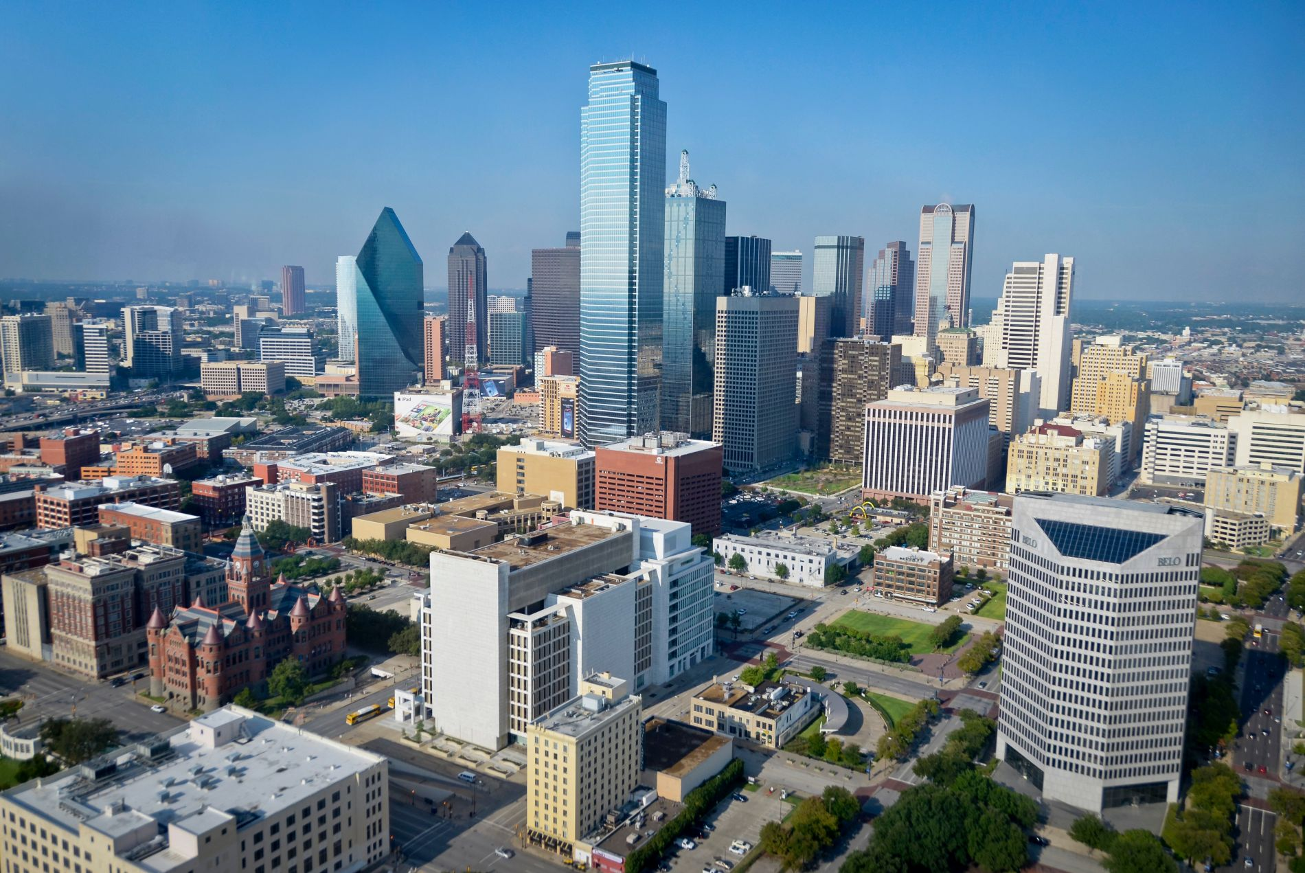 Reisinformatie over Dallas
