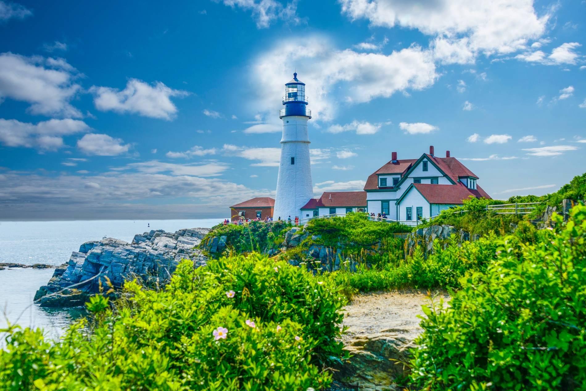 Reisinformatie over Maine