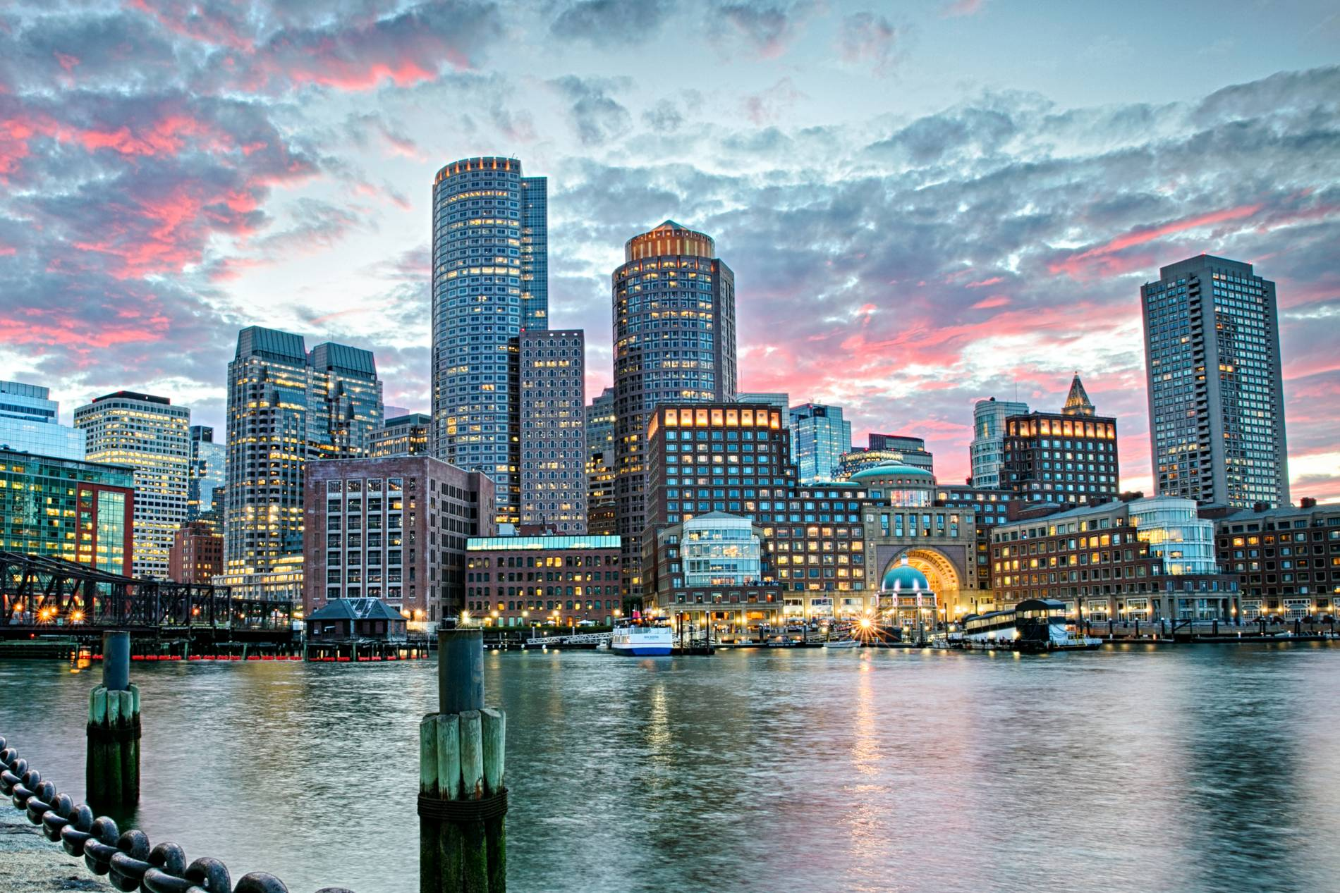 Reisinformatie over Massachusetts