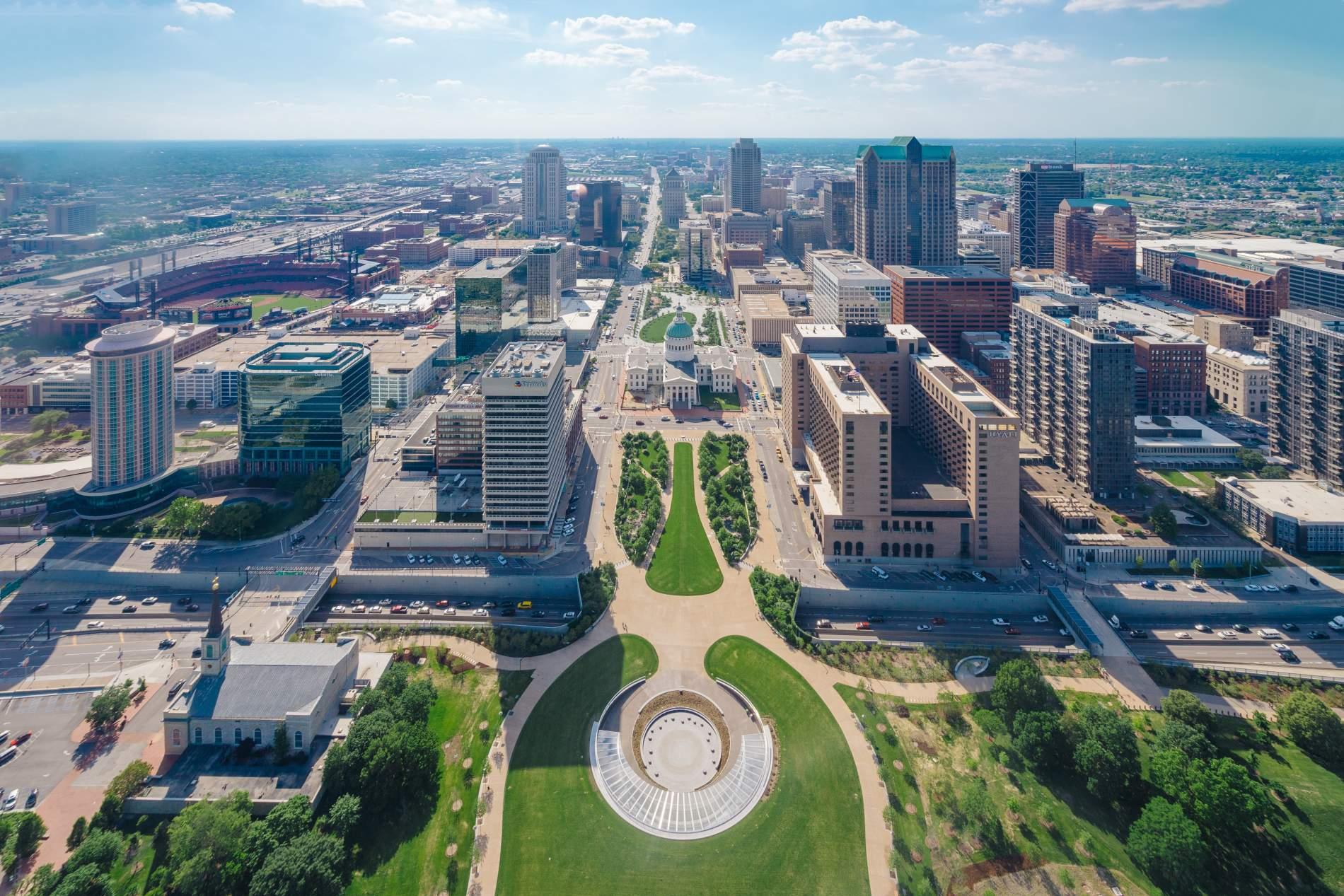 Reisinformatie over Missouri