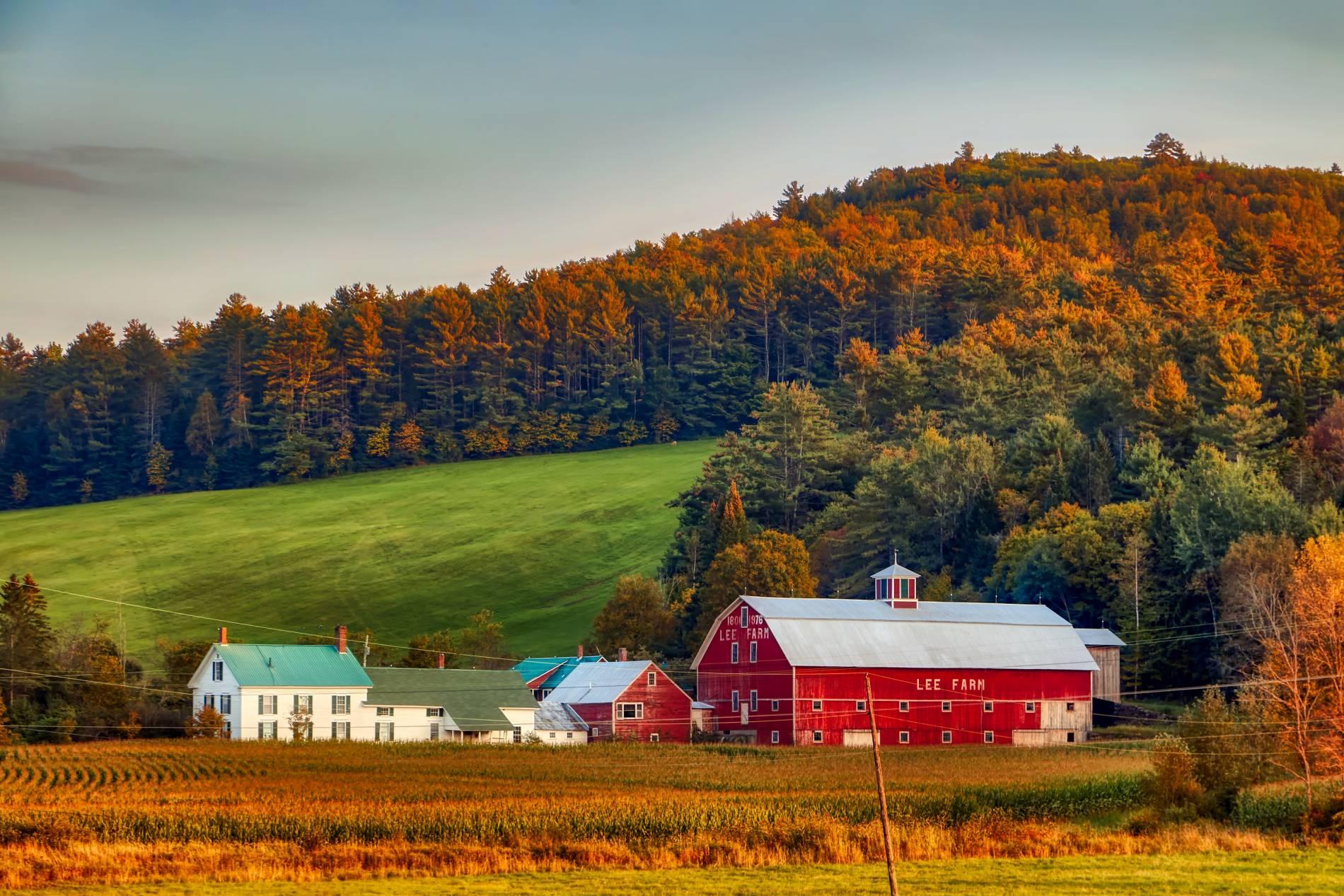 Reisinformatie over New Hampshire