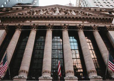 Reisinformatie over Wall Street