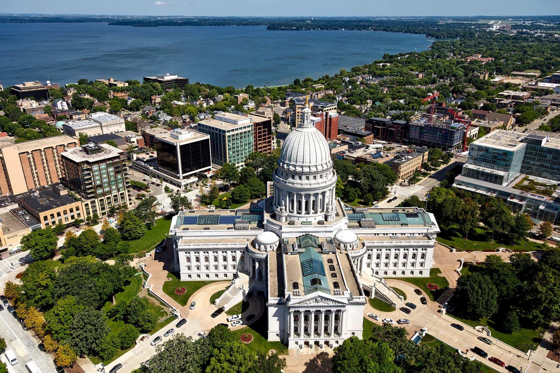 Reisinformatie over Wisconsin