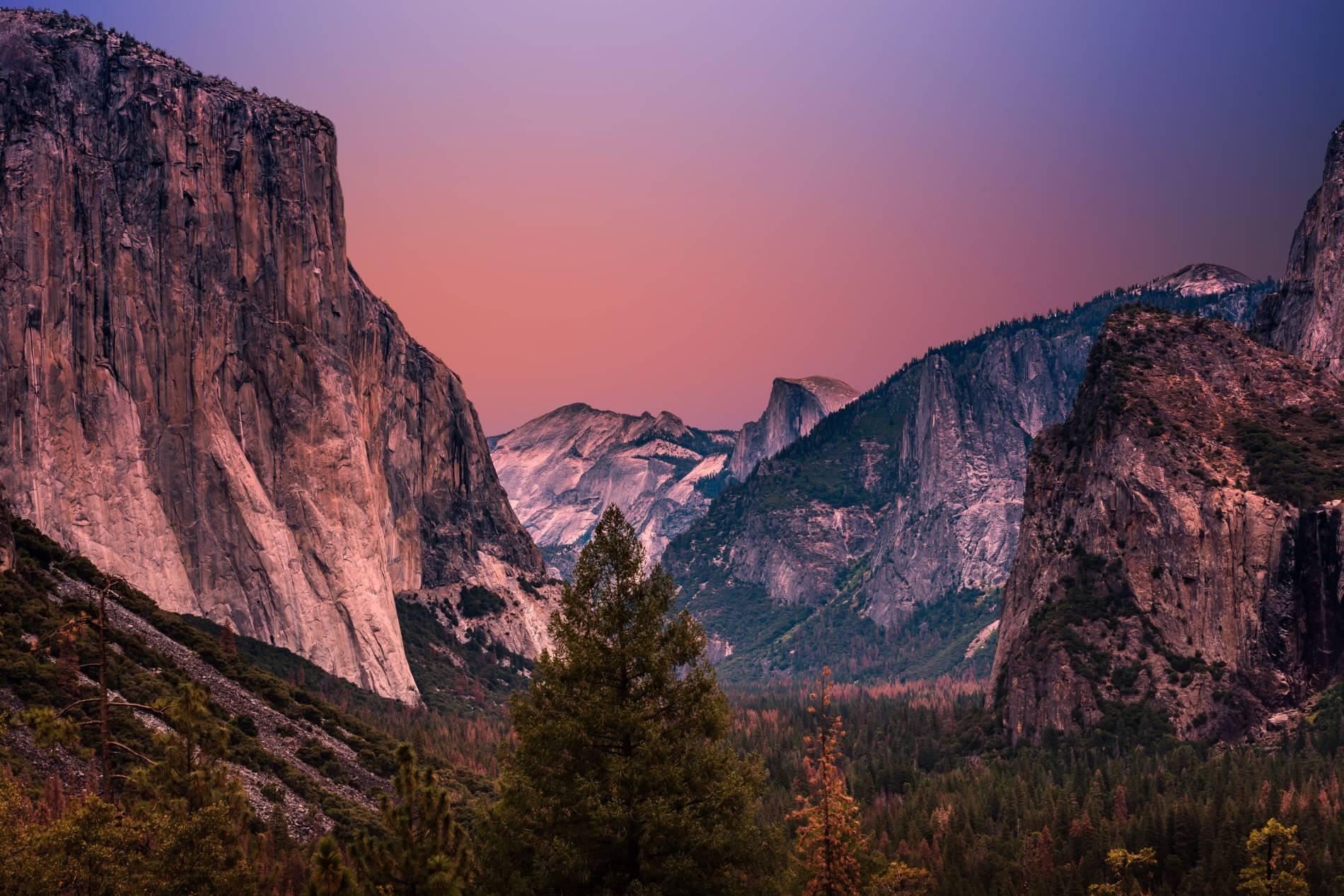 Reisinformatie over Yosemite