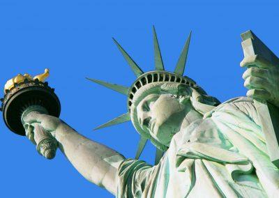 Reisinformatie over het Vrijheidsbeeld