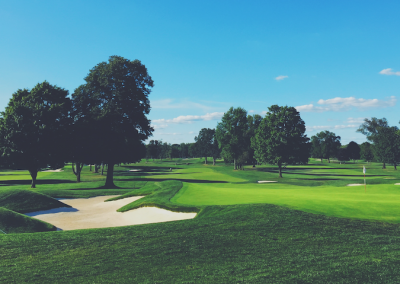 Slide 9. Golfbaan
