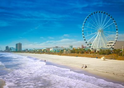 South-Carolina-Myrtle-Beach-Beach-SkyWheel