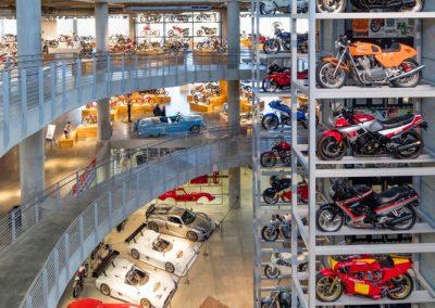 Barber Motor Sports Museum For Alabama Tourism